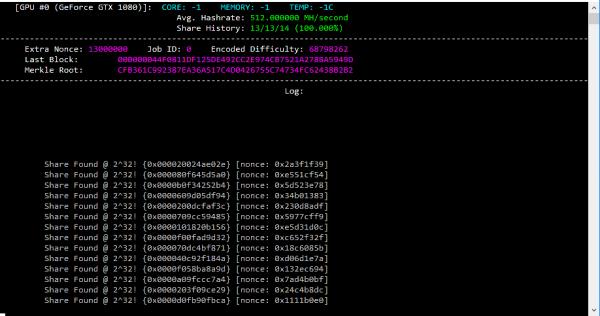 HowTo run PoW GPU Miner - VeriBlock Wiki